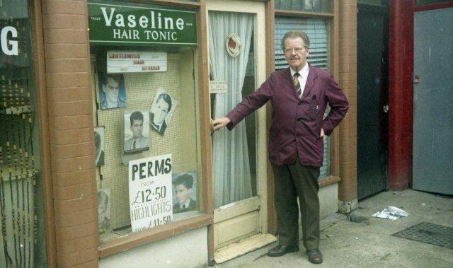 George Anstead, Hairdresser.