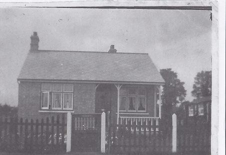 Ingleside bungalow, Friern Gardens