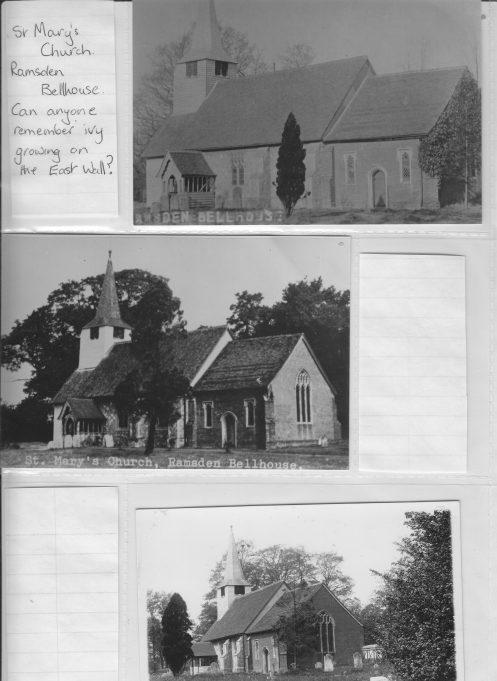 Ramsden Bellhouse Parish church