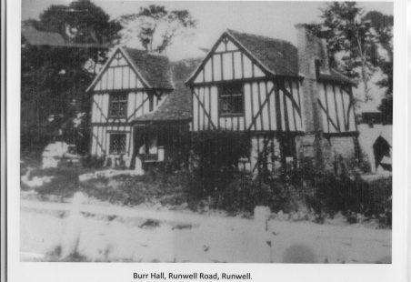Burr Hall