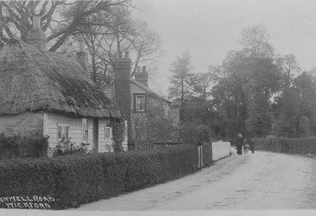 Guinea Pig Hall, Runwell Road.