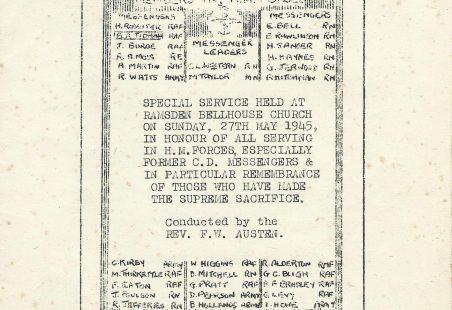 Billericay Area Messenger Service