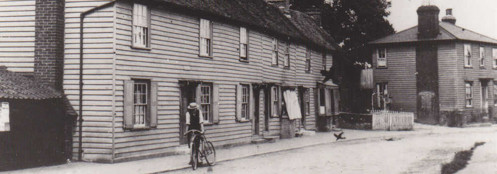 5. The village pump, in the High Street.