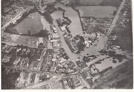 Wickford's Floods and Storms