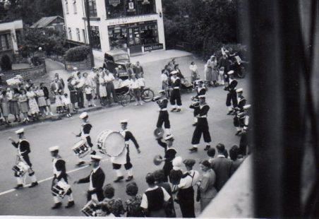 Wickford Carnival 1948