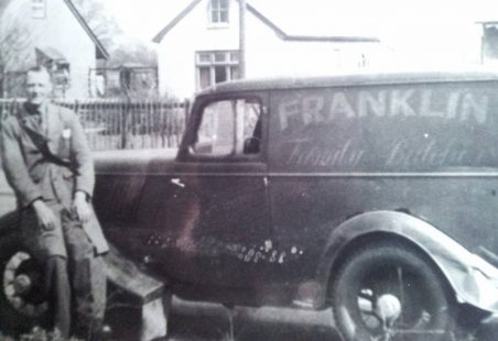 Charlie Simpson, Sergeant, Wickford Home Guard