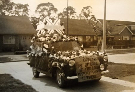 Wickford Playleadership at the 1967 and 1968 Carnivals.