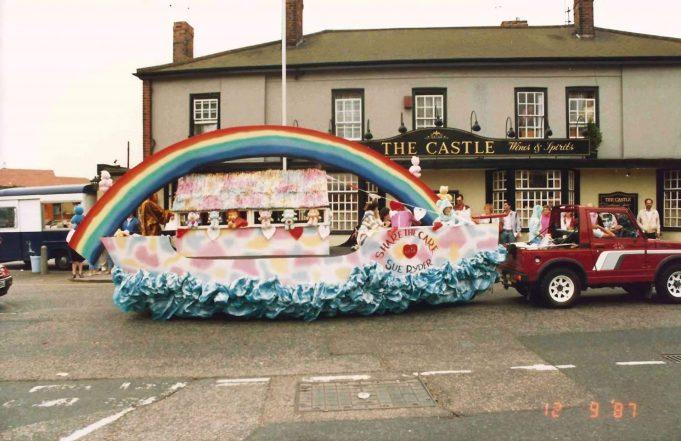 Wickford Carnival 1987