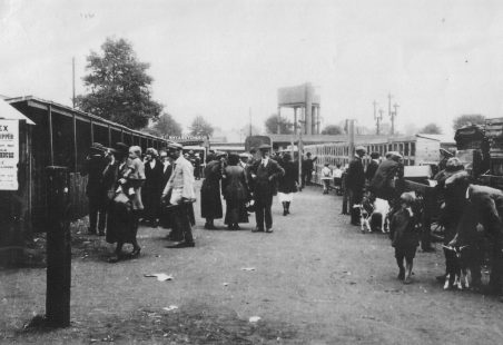 The Development of Wickford's markets