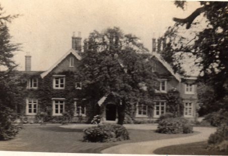 Runwell Hall - the Lordship of the Manor of Runwell.