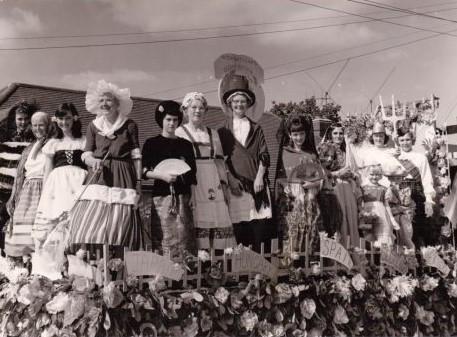 Wickford Carnival 1964 | Mrs I. Gant