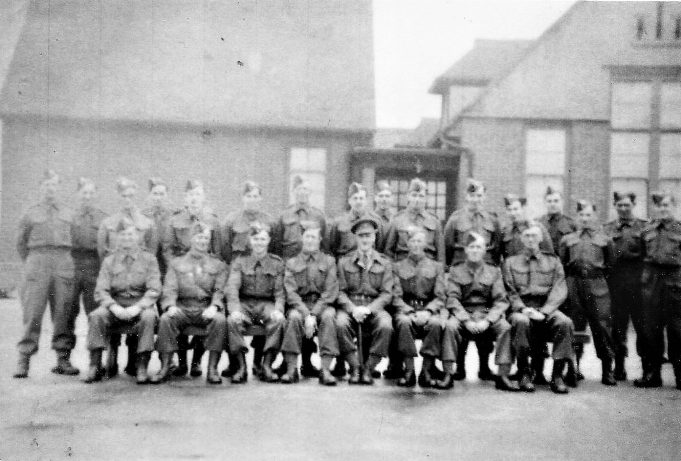Wickford Home Guard, 1939-45.