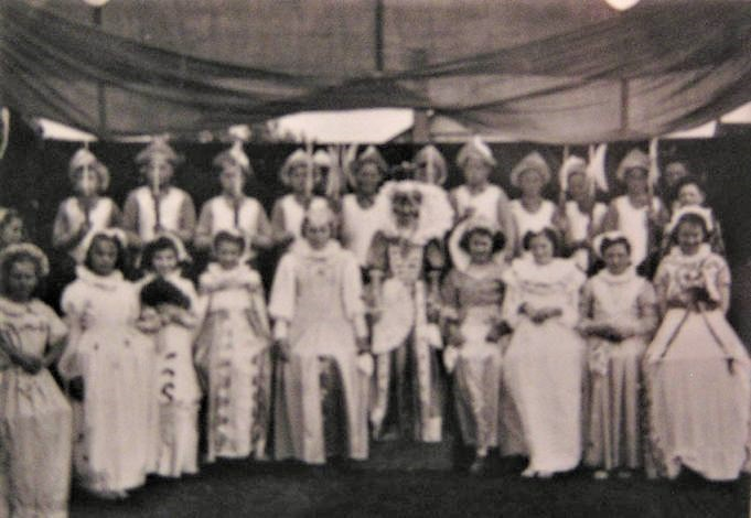 Wickford Junior School Coronation Pageant