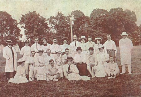 Cricket Club, early history, Chapter 2