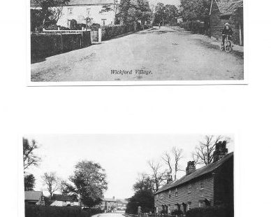 Views of Runwell Road from J F Corney.