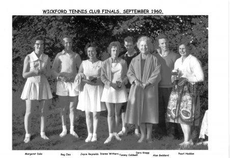 Wickford Lawn Tennis Club