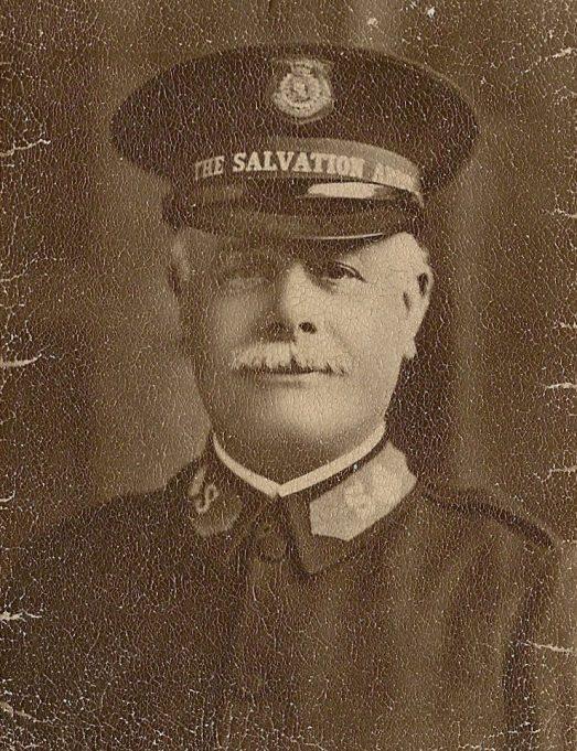 1919. Major Richard Bartlett | Tom May