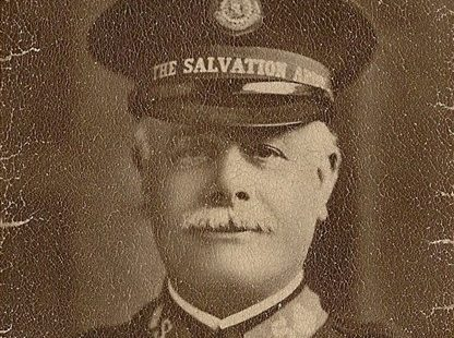 Richard Bartlett, The Salvation Army in Wickford