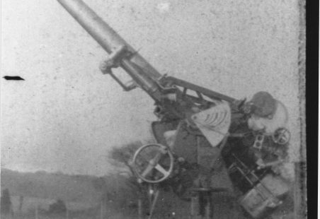 Ramsden WW1 Anti Aircraft Battery
