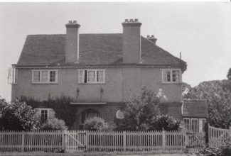 Ramsden park House 1930s