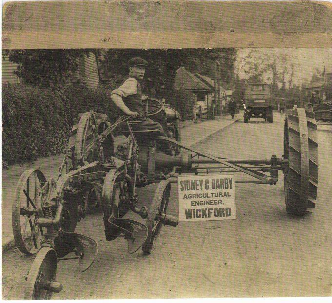 Sidney C. Darby - Darby's Plough