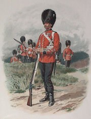 Guardsman John Cole. (2015, The Bicentennial of the Battle of Waterloo).