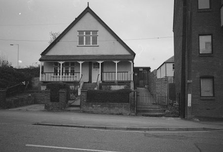 Building in Lower Southend Road