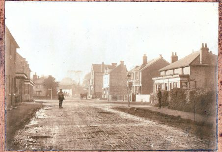 The Broadway circa 1900