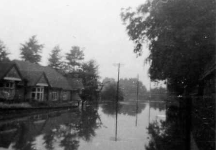 The Wickford Floods of 1958.