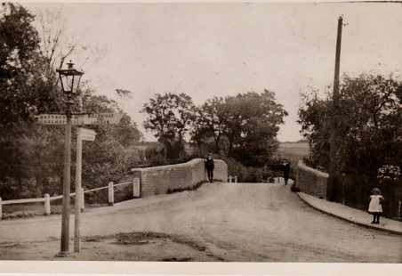 Photographs of old Wickford.