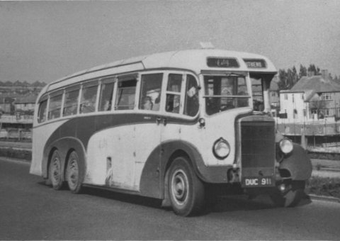 The Buses that came through Wickford.