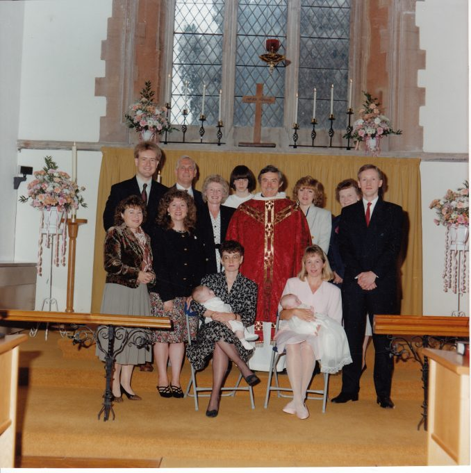 Christening and First Communion Service | Downham Church Collection