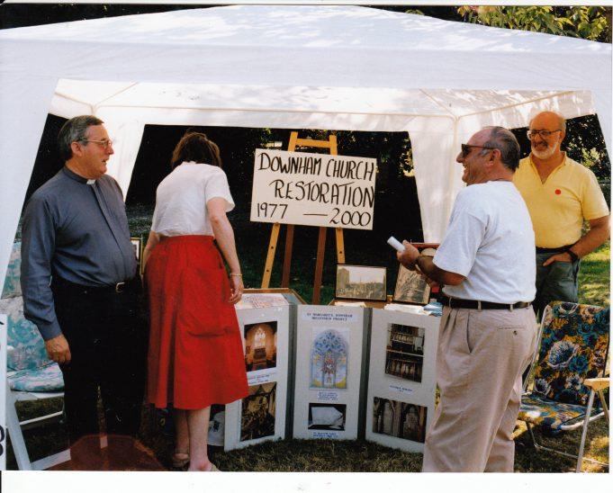 Garden Festival 1999 | Downham Church Collection