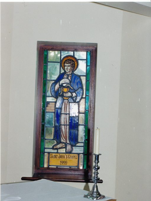 Another small window | Downham Church Collection