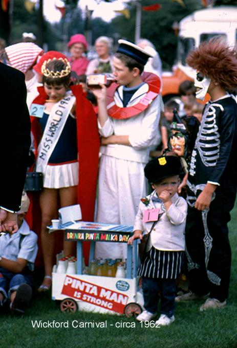 The children's fancy dress competition. | Eric Lamb