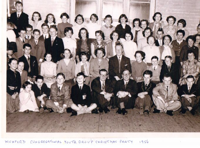 Wickford Congregational Youth Party 1956