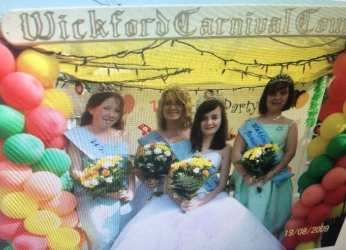 2009, Wickford Court with Rachael Gunnell as Queen. | Rachael Gunnell