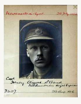 Capt. Henry Clifford STROUD