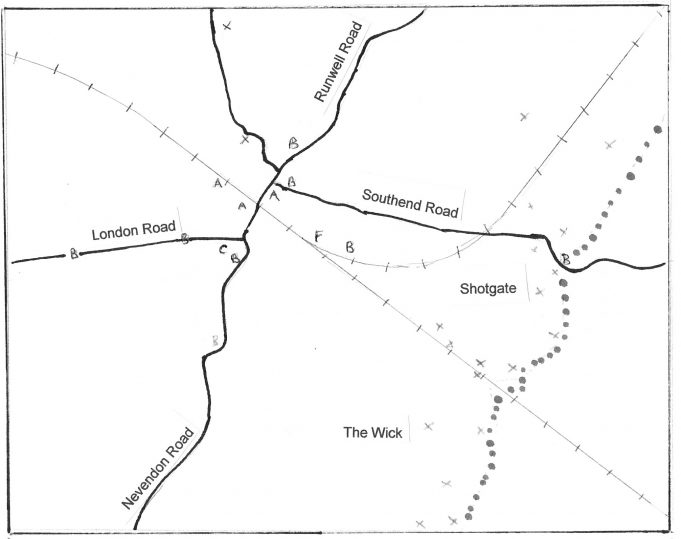Wickford in the Second World War