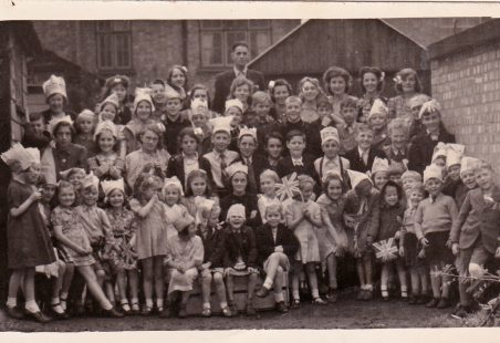 Wickford VE Day 1945 Party.
