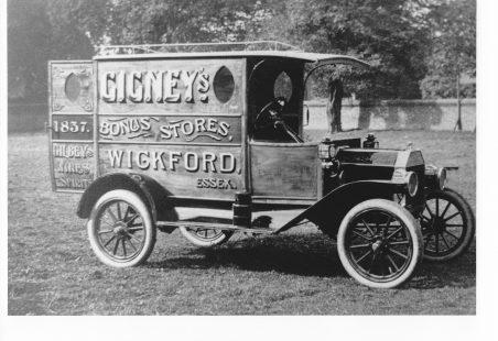 Gigney's Lorry