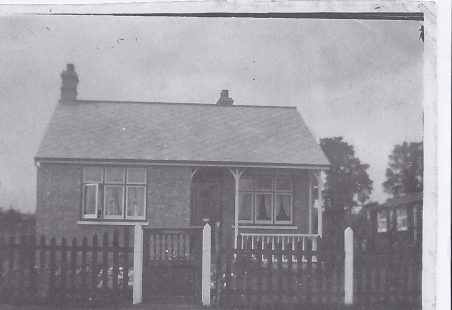 Ingleside bungalow, Friern Gardens