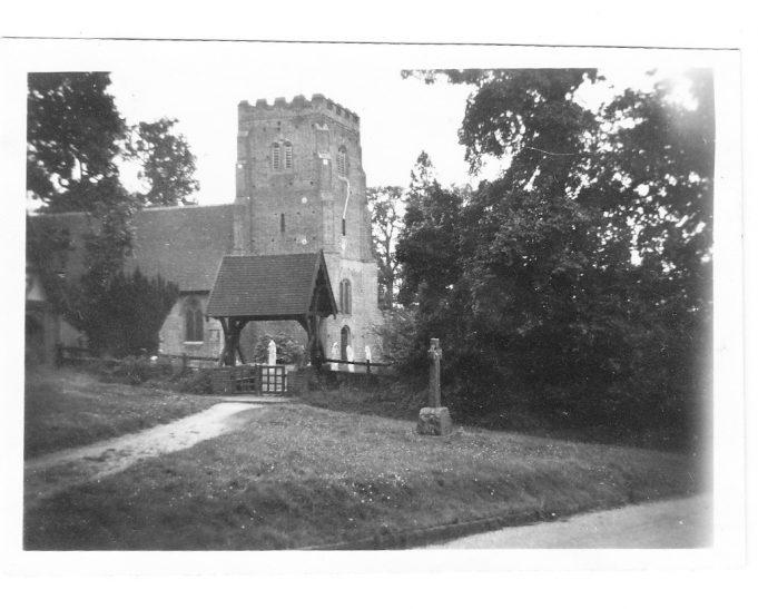 St Margaret's Church, 1956.