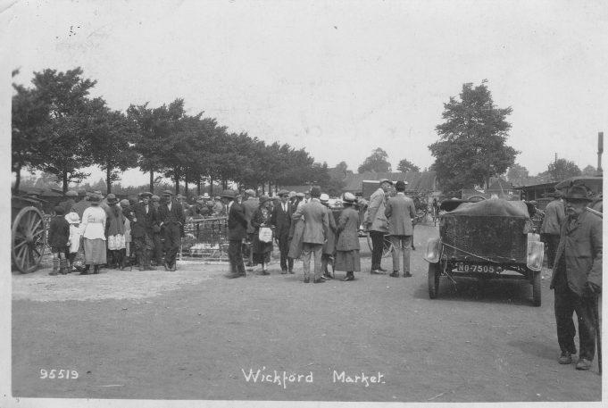 Wickford Market. | Marion Hurst