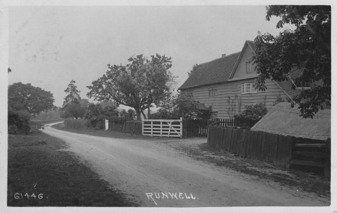 Runwell early 1900s | Marian Hurst