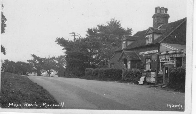 The Post Office, Runwell Road | Marion Hurst