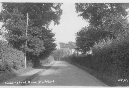 Chelmsford Road, Runwell