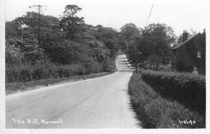 The Hill, Runwell | Marian Hurst