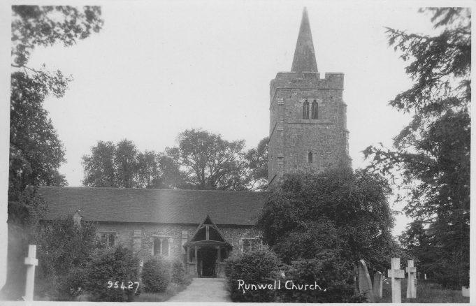 St Mary's Church, Runwell | Marian Hurst