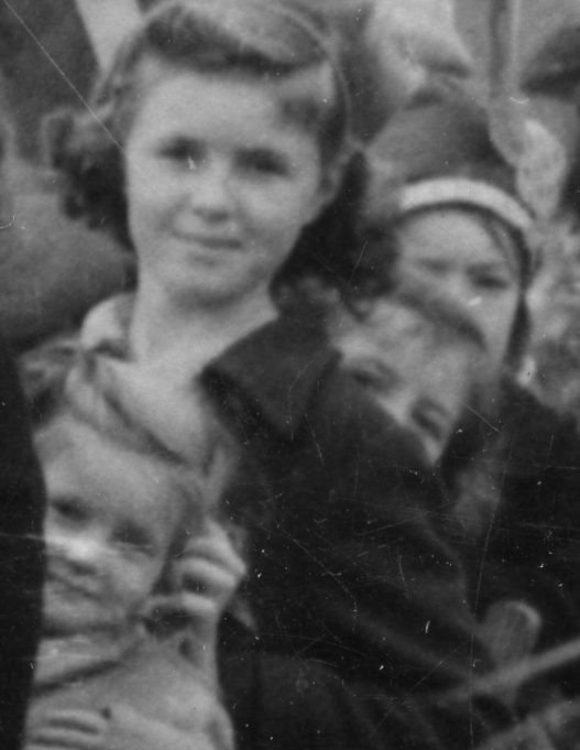 Children at right front of photograph | John Fuller